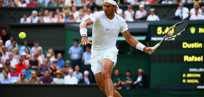 Rafel Nadal tenis