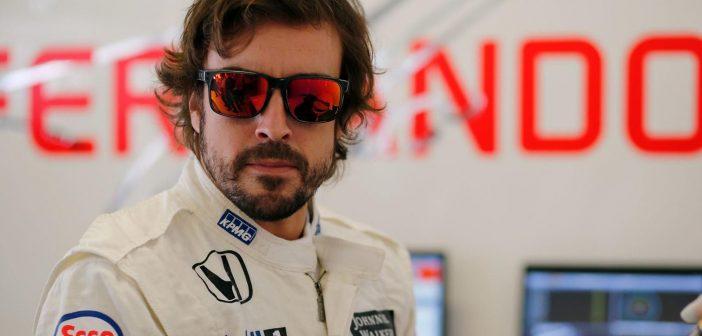 Fernando Alonso -Formula 1