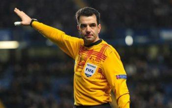 Aleksandar Stavrev sudija fudbal