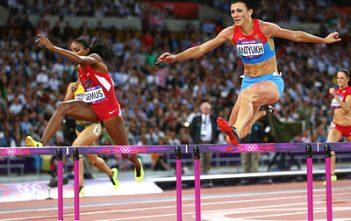 Atletika slika zeni