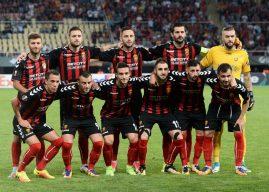 Вардар вечерва оди по први бодови во Лига Европа