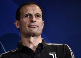 Алегри е третиот најуспешен тренер во историјата на Јувентус