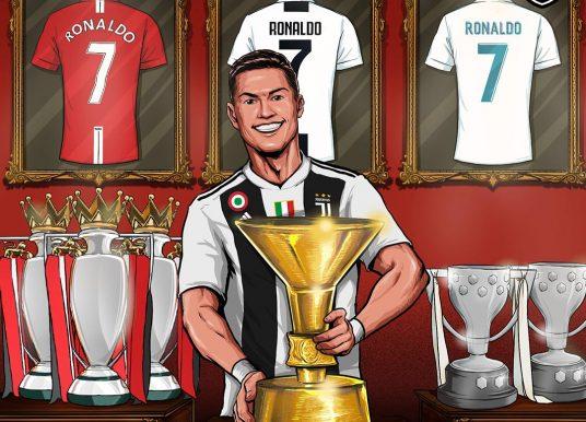 Јувентус дојде до титула, а Роналдо до нов рекорд