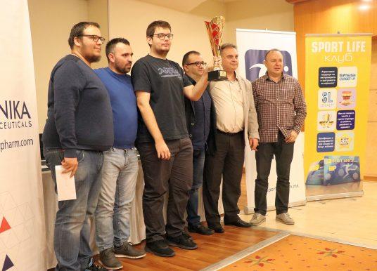 Николовски без пораз дојде до првото место