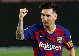 Меси со нов рекорд во Примера: Постигна најмалку 25 гола во 12 последователни сезони